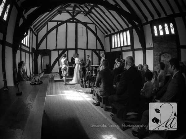 Southchurch hall wedding images